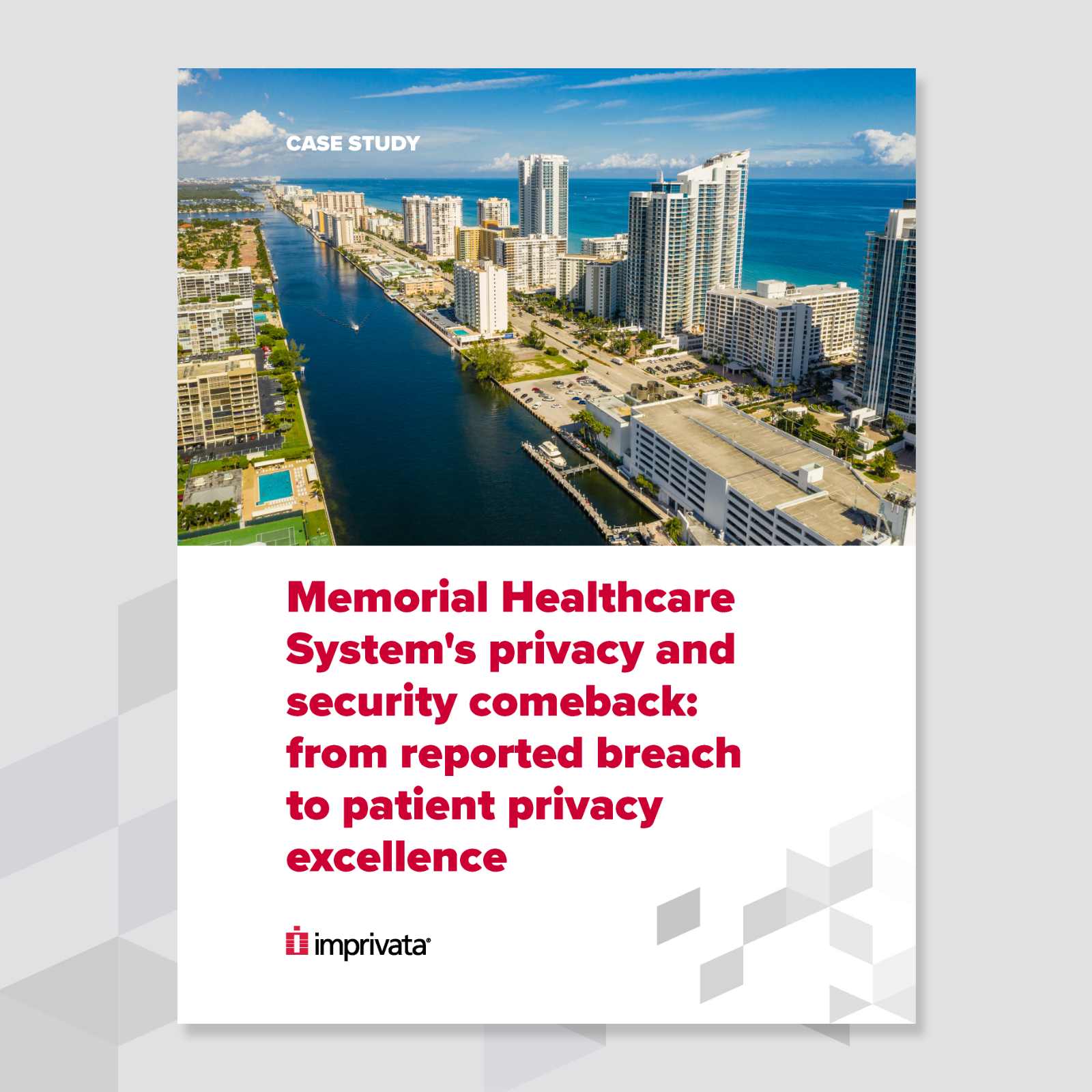 Memorial Healthcare System case study cover
