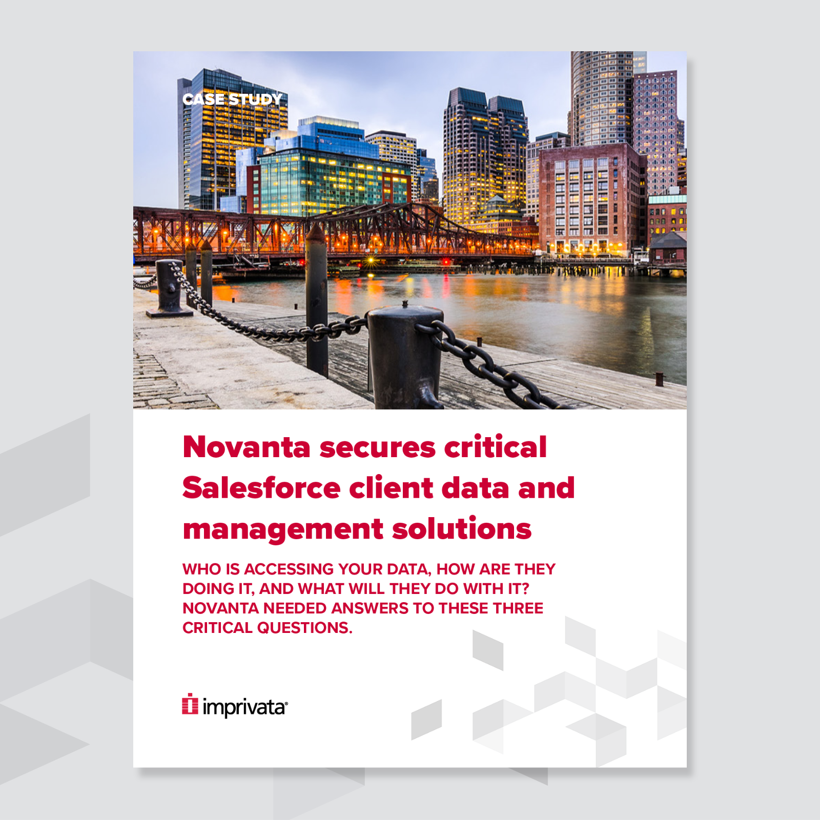 Novanta case study cover
