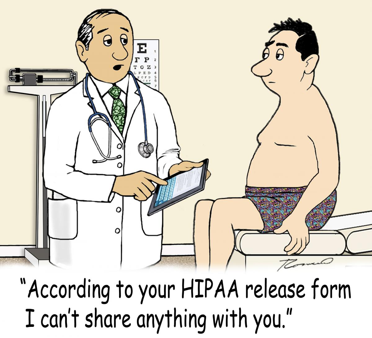 hippa and info technology With the advent of technology in personal healthcare - internet connected glucose monitors, intravenous blood pressure monitoring but do hipaa, gdpr and other.