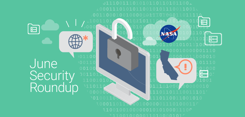 Monthly Cloud Security Roundup NASA Security Hack, Chaos in Silicon Valley, and More