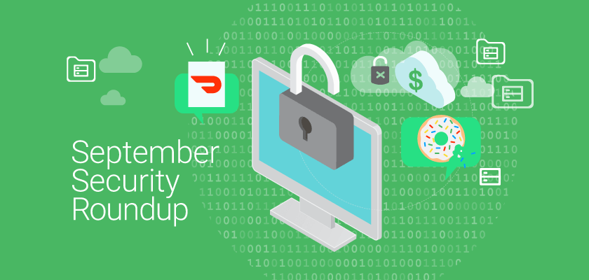 Monthly Cloud Security Roundup UK Banks' Top Priority, New Salesforce Capabilities, the DoorDash Data Breach, and More