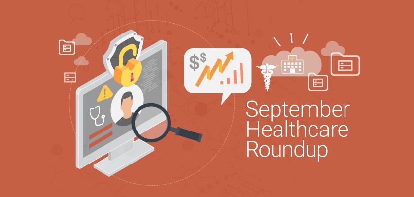 Monthly Healthcare News Roundup: Millions of Americans' Healthcare Data Exposed on the Internet, Best Practices for Mitigating Insider Threats, NIST Releases Guidance on Preventing Security Breaches in Healthcare, and More