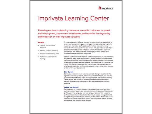 Imprivata Learning Center DS.png