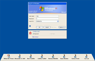 Windows screenshot