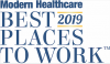 Modern Healthcare Best Places to Work 2019