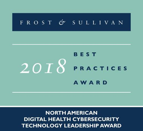 Frost & Sullivan presents their 2018 North American Technology Leadership Award to Imprivata